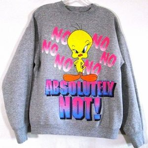 Vintage Tweety Bird Resist Sweatshirt